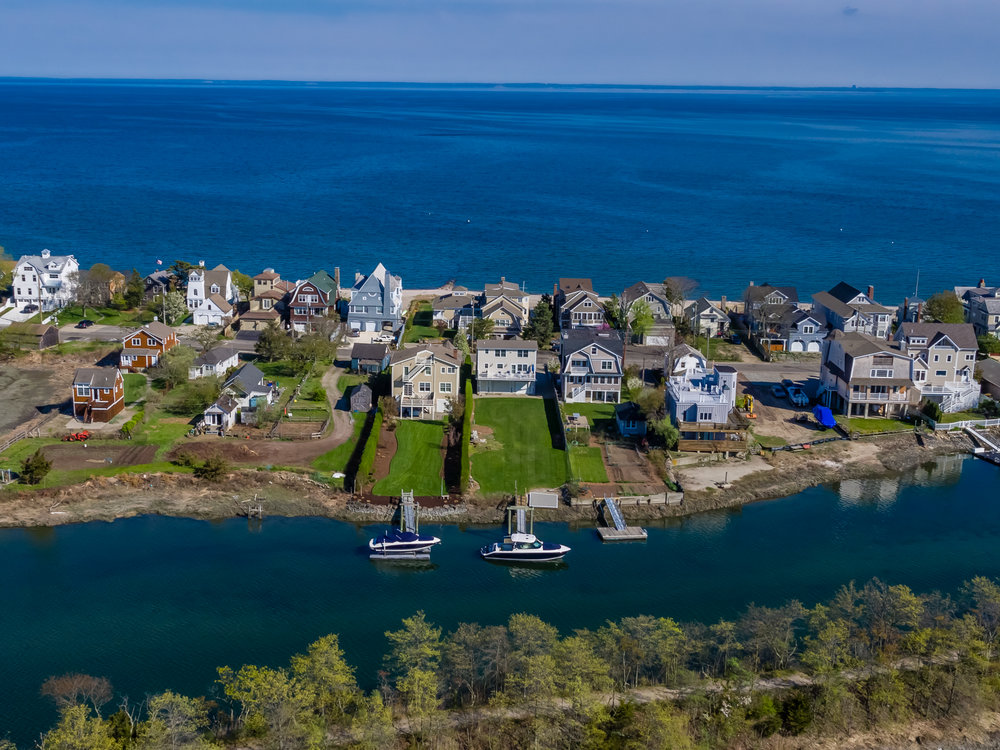 1460 Fairfield Beach Road Fairfield CT - drone-1.jpg