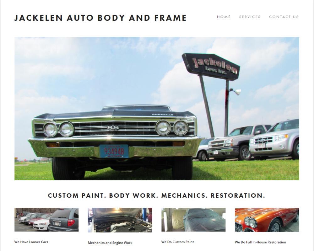Jackelen Auto Body & Frame