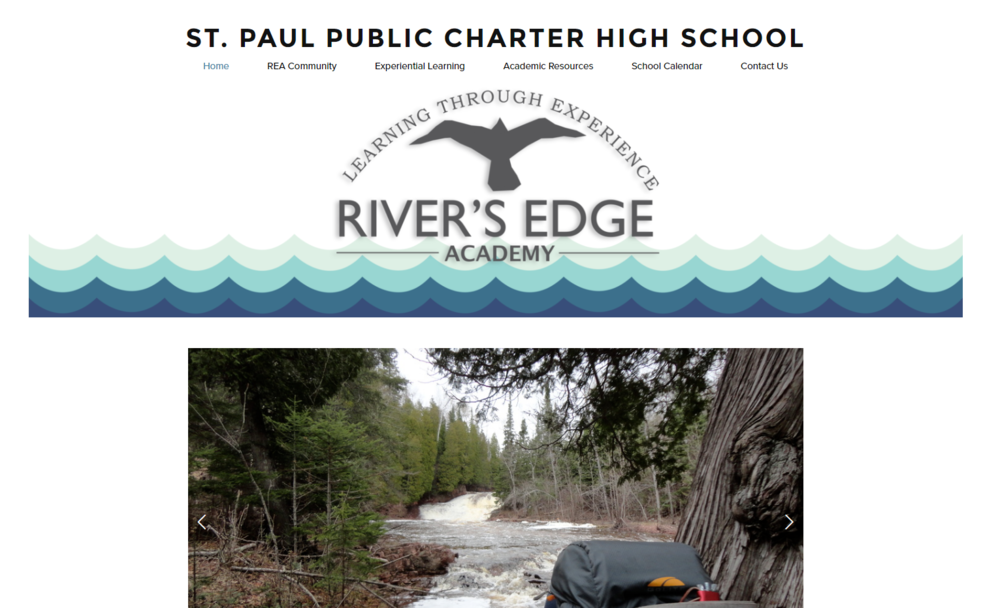 School : River's Edge Academy