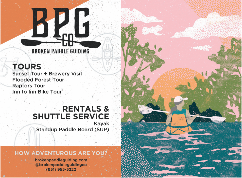 BPG Marketing Campaign - Flyer