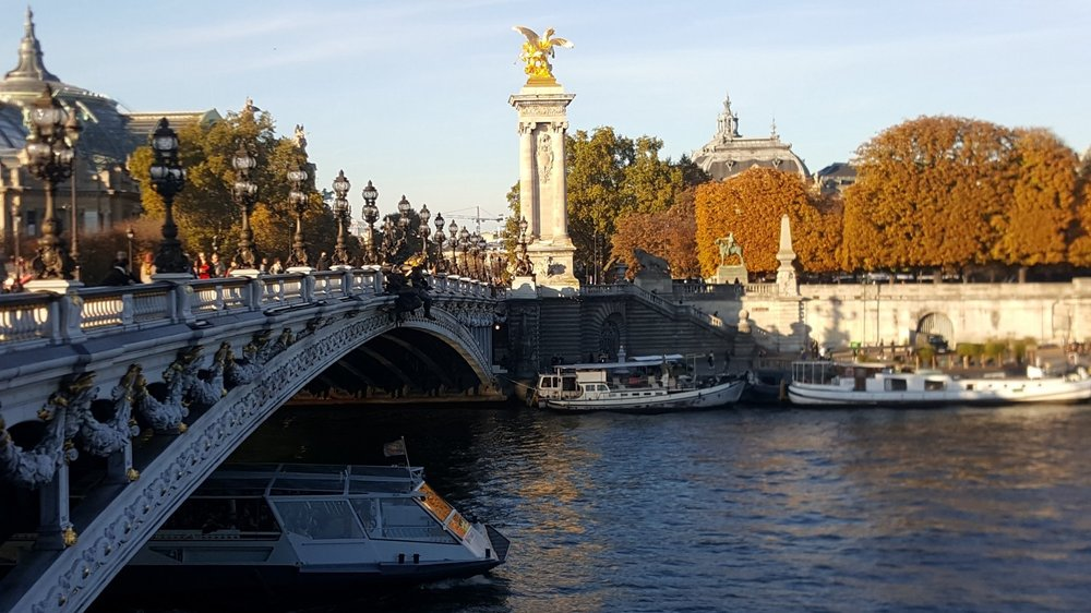 Seine in September