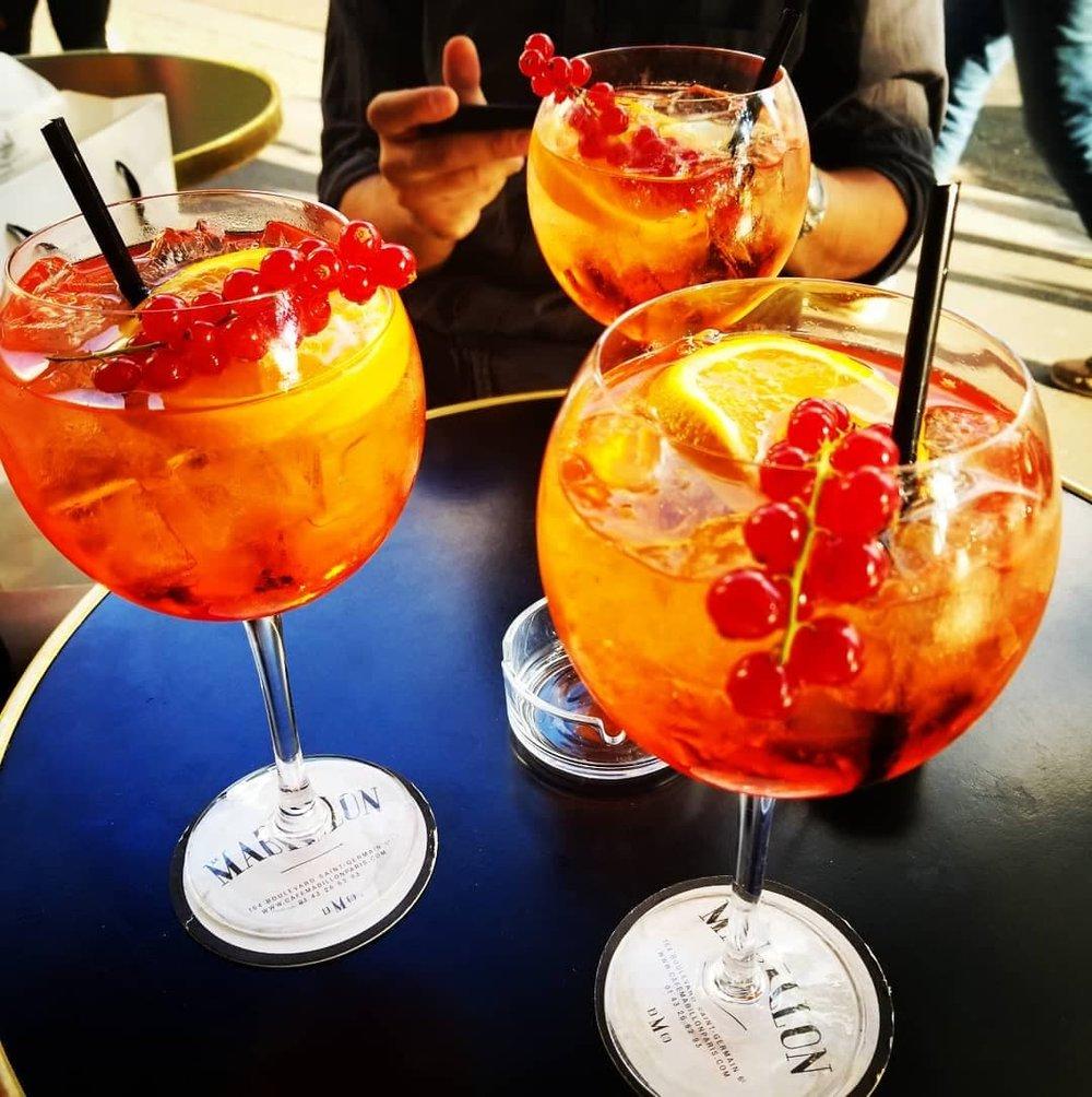 Summer Spritzin'