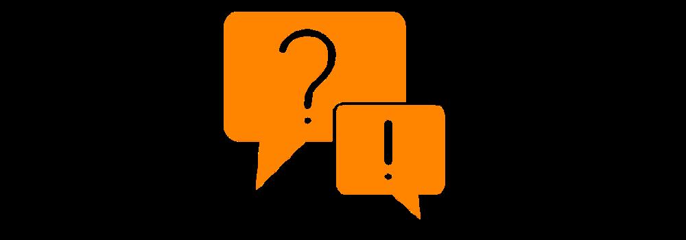FAQ's -
