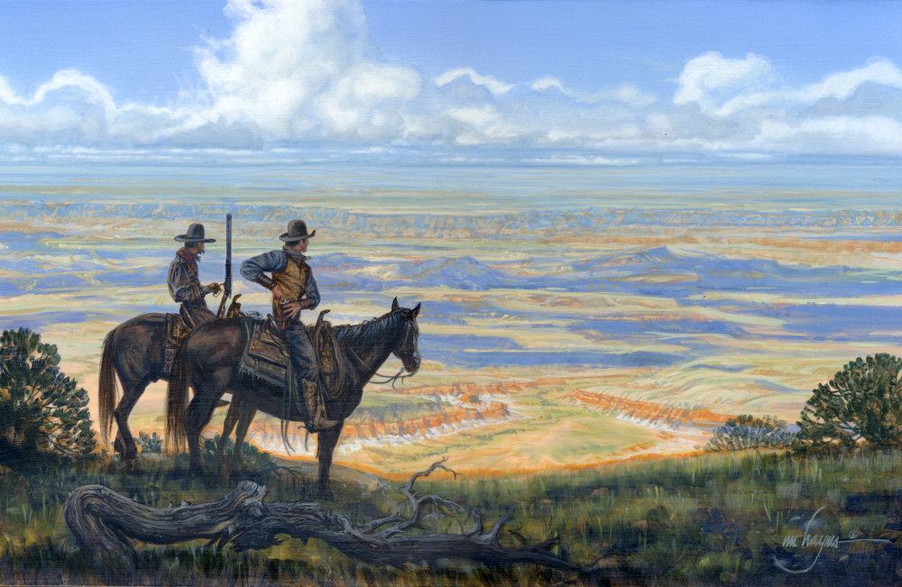 Bighorn Cowboys