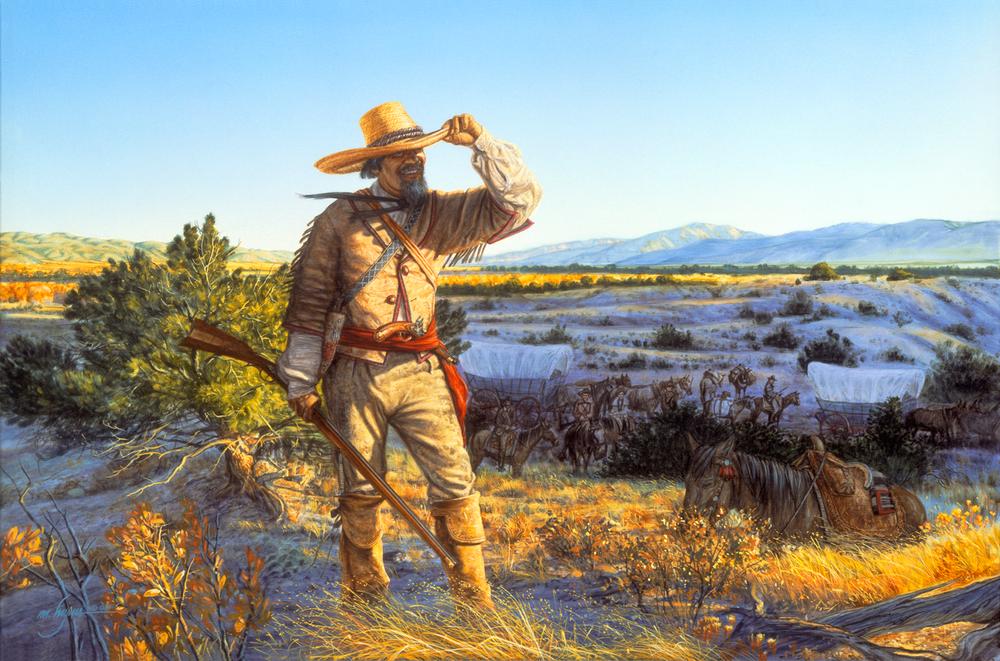 Santa Fe Trail Boss