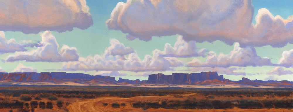 Navajo Mesas