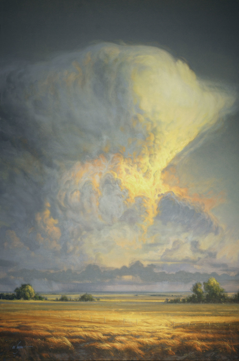 N Dakota Thunderhead