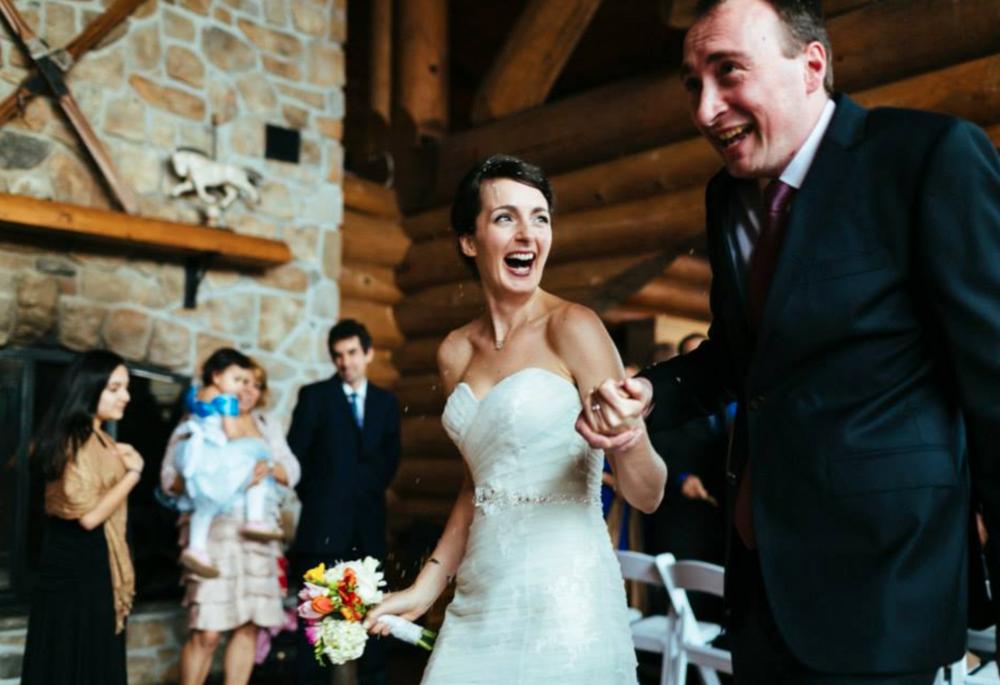 my wedding photos were taken by  joel & justyna