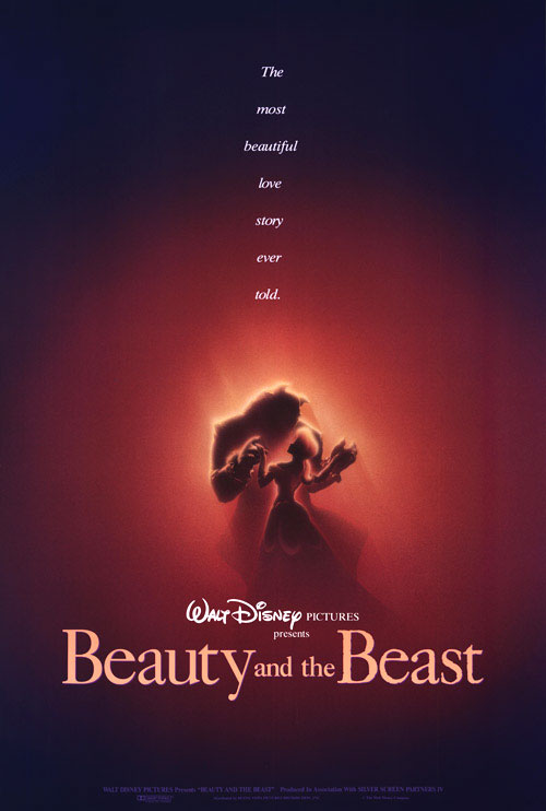 Productions & Awards - FILMSBeauty and the Beast (1991) - original animated filmBeauty and the Beast (2017) - live-action filmNOTABLE PRODUCTIONSApril 1994 - Broadway Musical premiereMarch 17, 2017 - Live action adaptation of original animated film premiereNOTABLE RECORDINGSBeauty and the Beast motion picture soundtrack (1991)Beauty and the Beast: Original Broadway Cast Recording (2006)Beauty and the Beast Motion Picture Soundtrack (2017) AWARDSAcademy Award: Best Song (