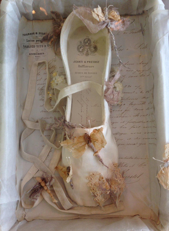 'Butterfly Shoe'
