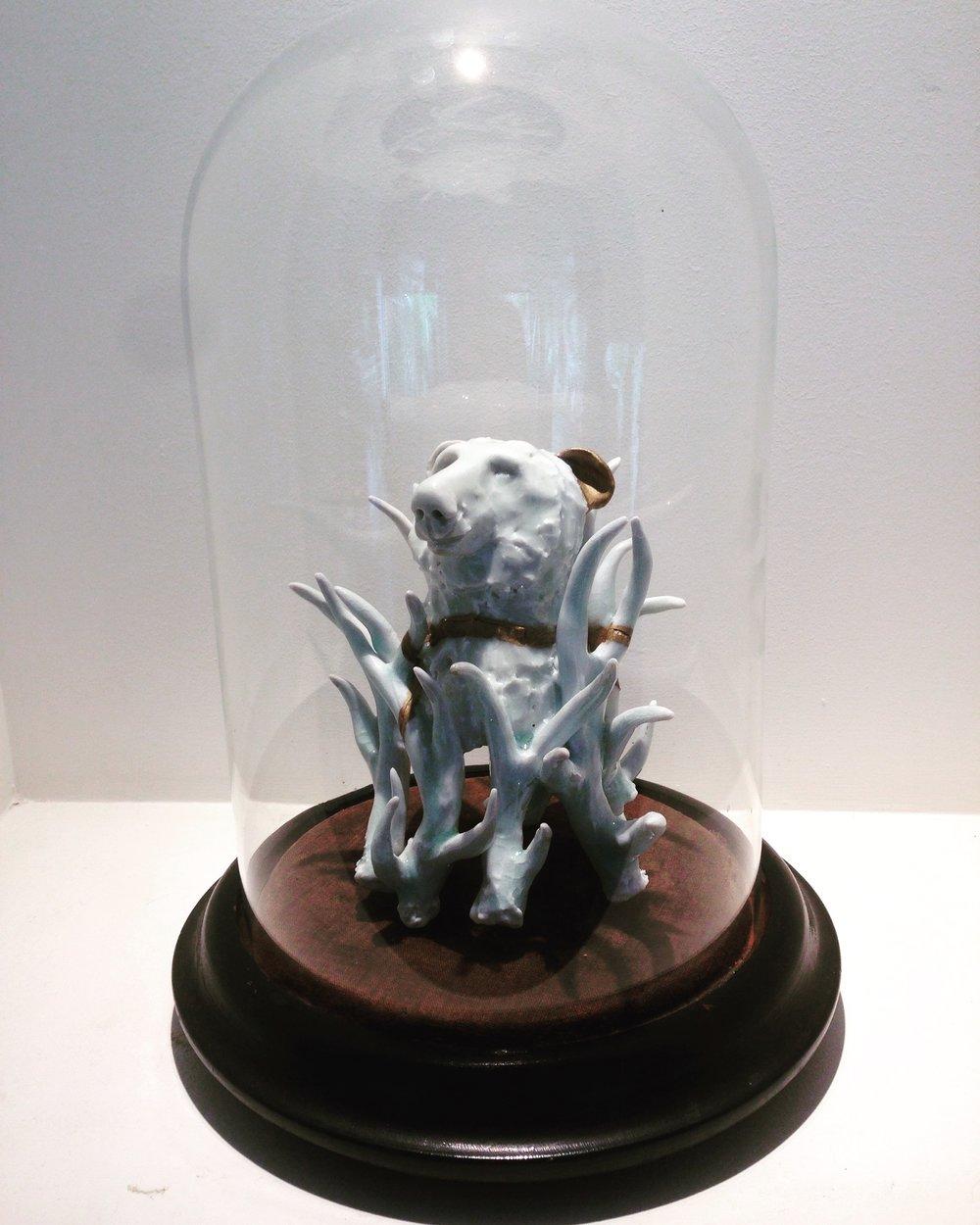 'Kinsugi Bear' - SOLD