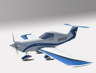 Design Your SD-1 Minisport.   Use our customizer to pick the configuration, color, and exterior design of your aircraft.