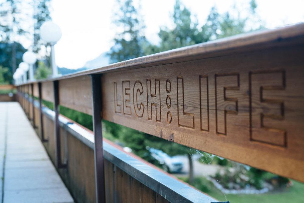 Het hotel werkt met natuurlijke en duurzame materialen uit de regio