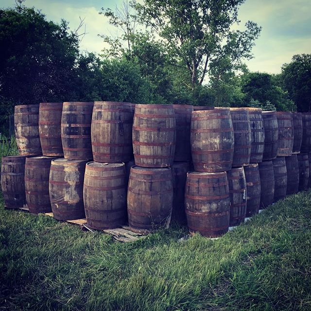 Furniture/decoration whiskey barrels. Great for home decor or projects #whiskeybarrel #barrels #barrelfurniture #homedecor #decoration #whiskey #bourbon