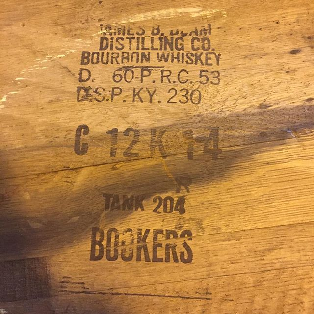 Fresh load of bourbon barrels just in. Very rare bookers bourbon barrels in! Also Jim beam clermont bourbon. Very limited supply on the bookers. Let us know! Cheers 🍻 #bourbon #bourbonbarrelaged #bourbonbarrel #bourbonagedbeer #bookers #jimbeam #winebarrel #barrelaged #craftbeer #beer #winebarrelaged