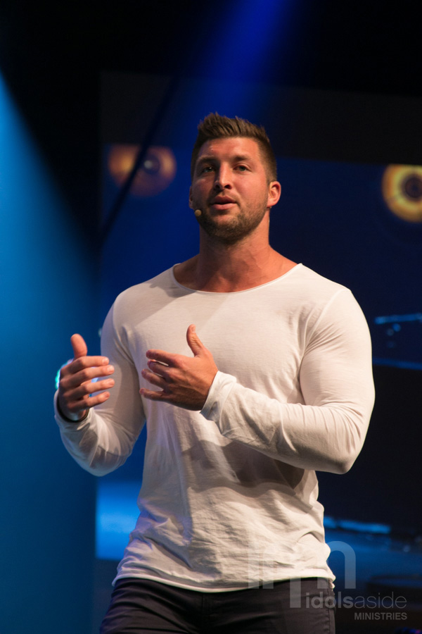 Tim Tebow - Annual Banquet