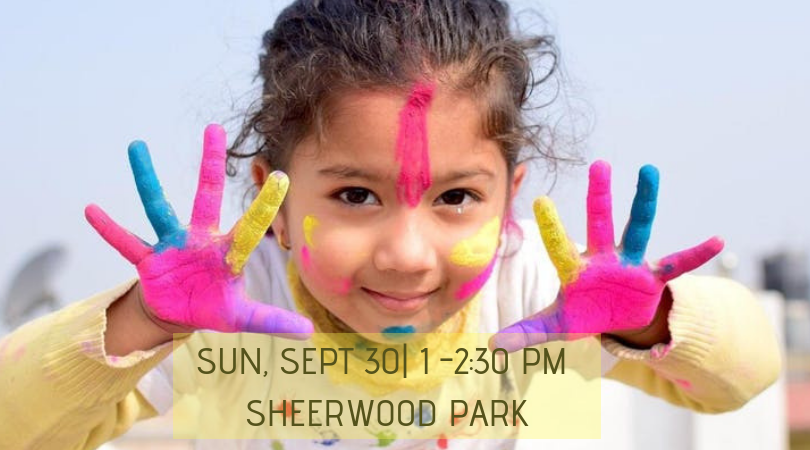 Come and join us for an interactive, fun and hands-on sensory experiences.  RSVP:  HERE