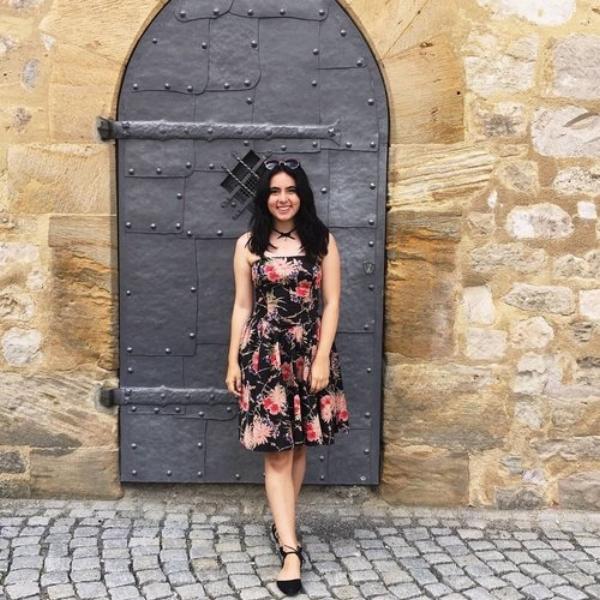 Anna Burbano Her Campus