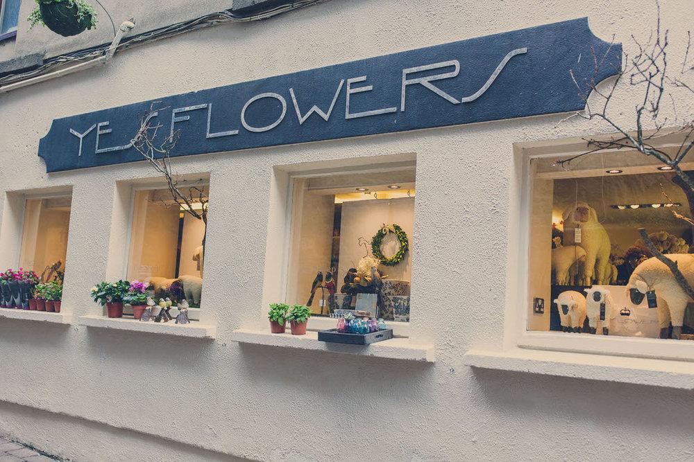 flower shop in galway