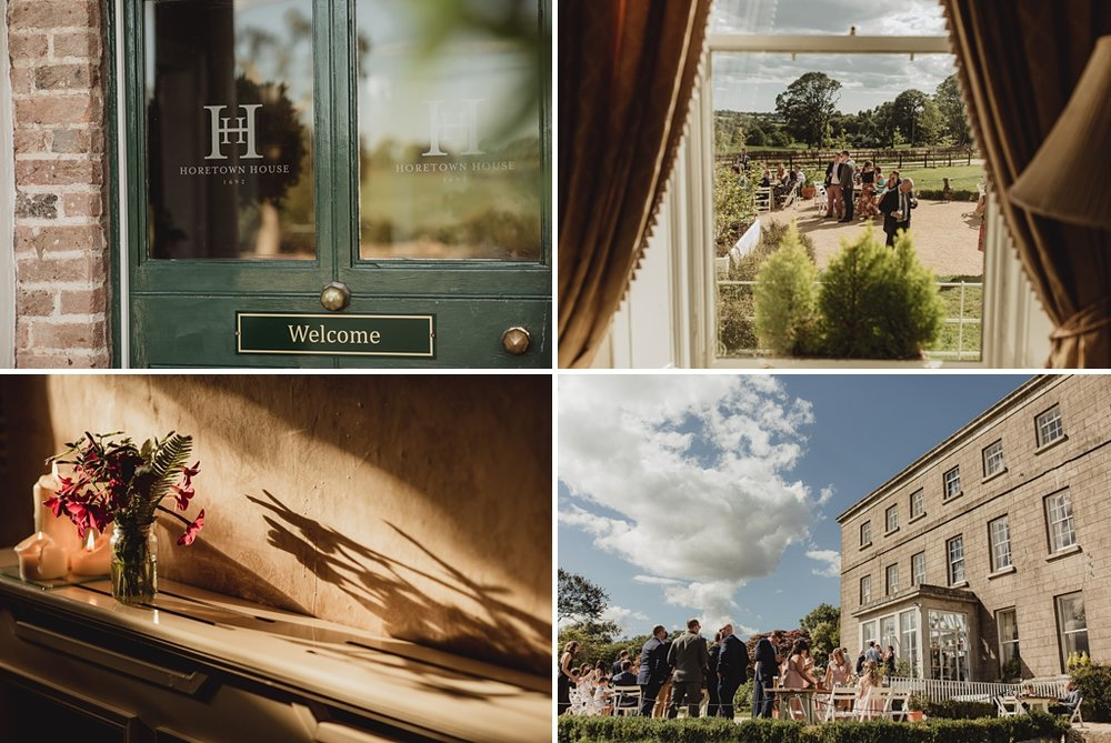 horetown house wedding