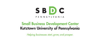 SBDC logo in black and green
