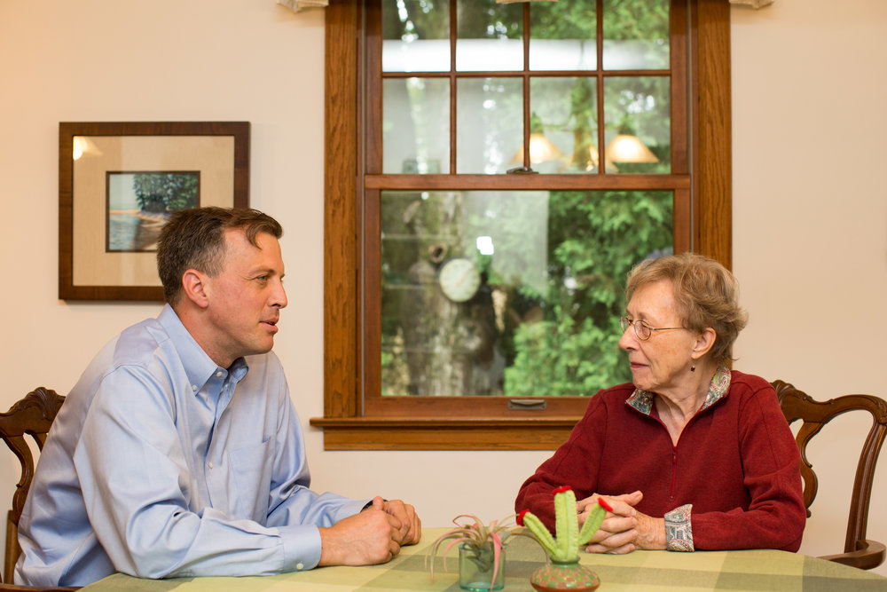 senior issues - I will champion issues that are crucial to the well being of seniors in our state. Seniors who anticipate incoming inflation, possible cuts in Social Security and Medicare, are concerned about our fixed income and I support policies to lessen those burdens such as eliminating state taxes on Social Security and other retirement investments.