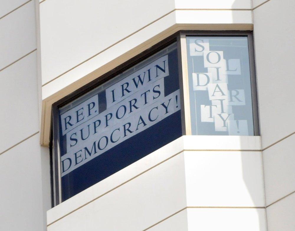 IrwinSupportsDemocracyWindow.jpg