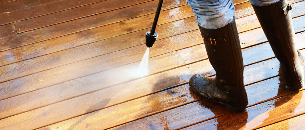 Pressure Washing  - We remove loose paint, mold, grime, dust, mud, and dirt from the surfaces of your home.