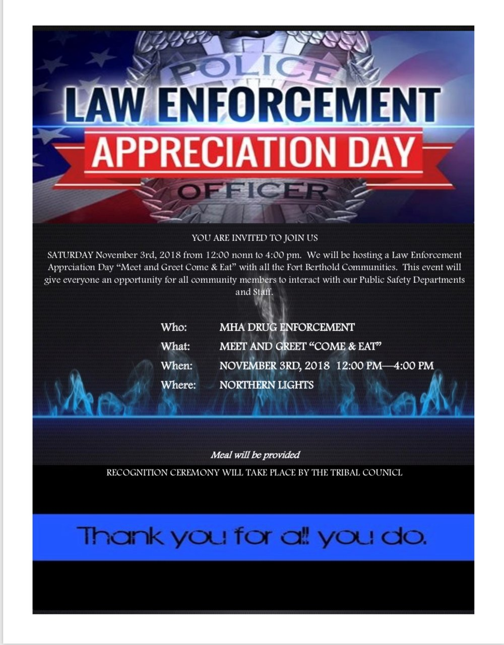 Law Enforcement Appreciation Day Nov 3 2018.jpg