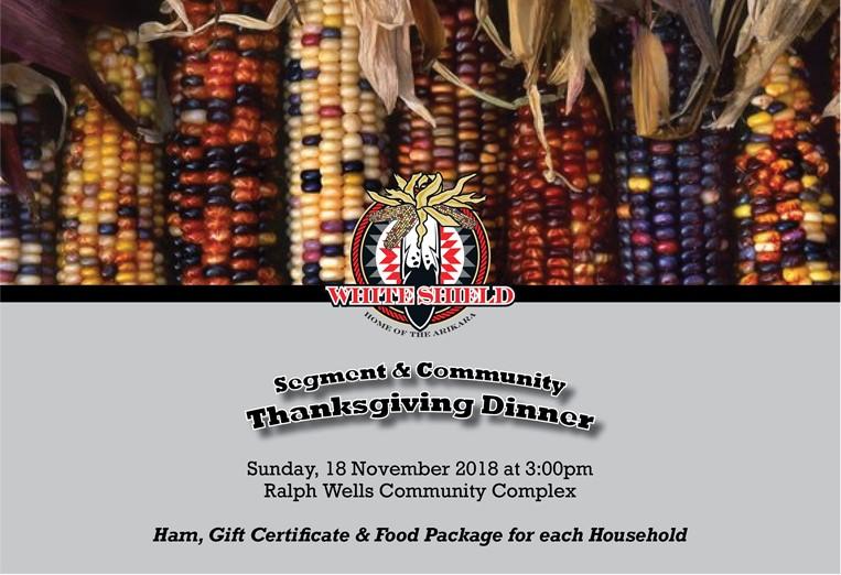 White Shield Segment Community Thanksgiving Dinner Nov 18 2018.jpg