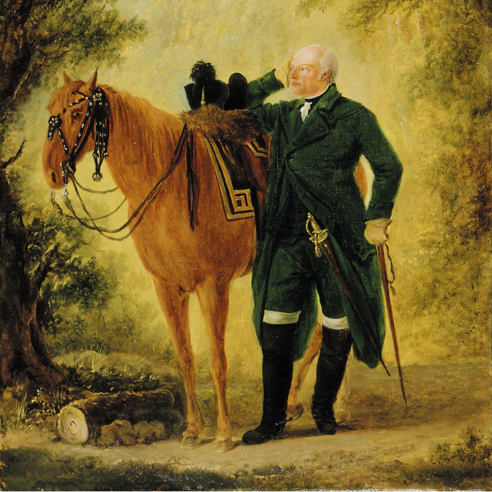 Salomon Landolt um 1783/84