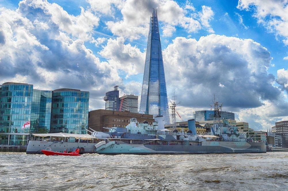 London: The Shard