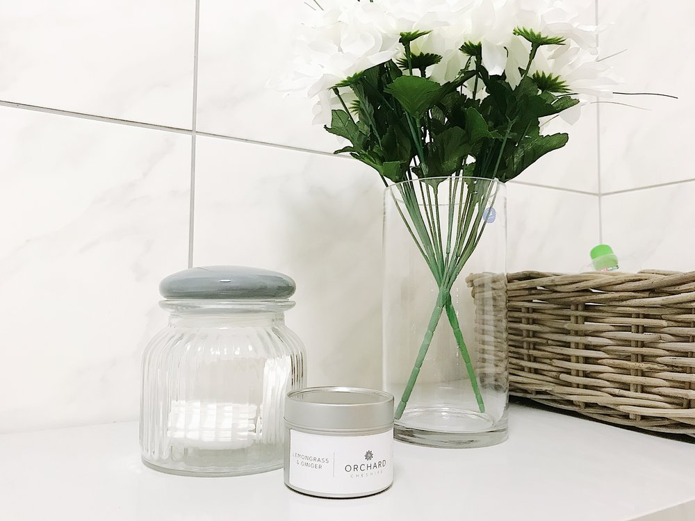 Lemongrass & Ginger Mini Candle*