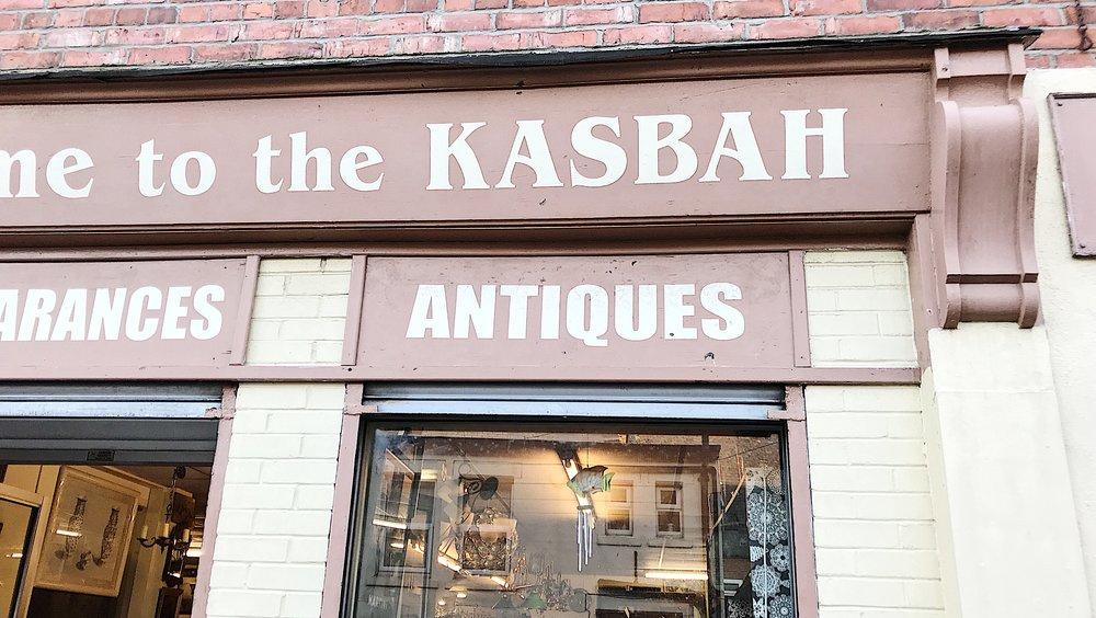 Kasbah Furniture Market in North Shields