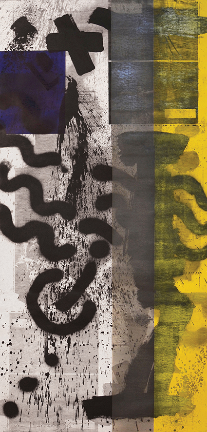 JAMAL ABDEL RAHIM 100x210 cm, Lithograph2, 2014, 2 copies.jpg
