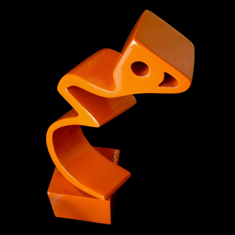 PARVIZ TANAVOLI Heech orange.jpg
