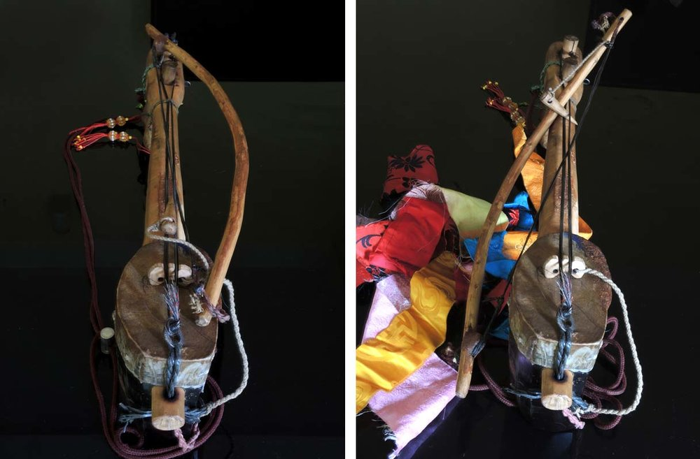 Chiwang or Pewang (fiddle)