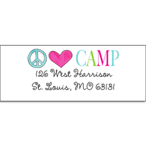 Peace Love Camp