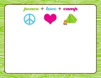 Copy of Peace+Love+Camp