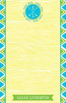 Yellow Arrow Seal