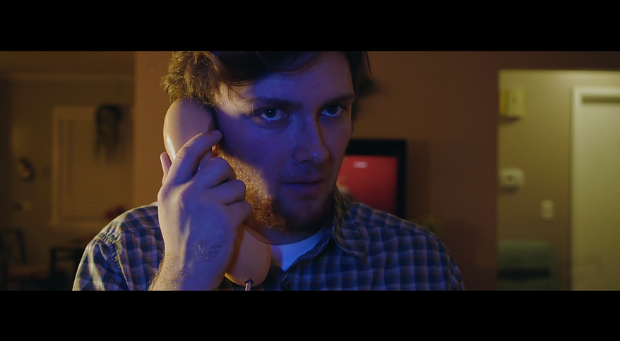Still from Outsider,  official selection for High School Narrative.