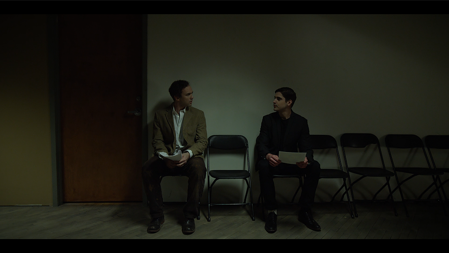 Still from Audition, official selection for College Narrative.