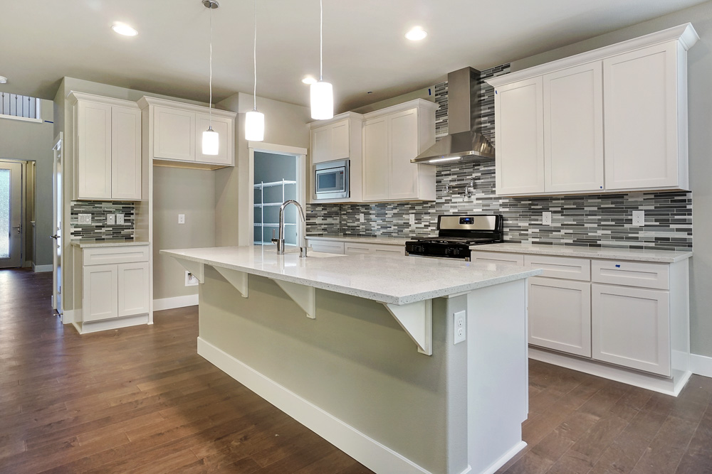 Brookstone White Kitchen