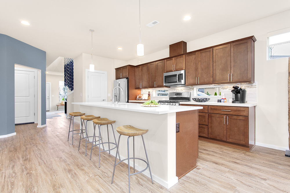 Conner Homes Amber Kitchen
