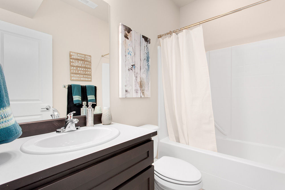 Conner Homes Java Bath