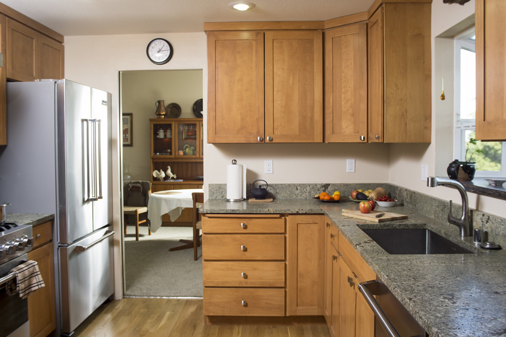 Custom Nutmeg Kitchen