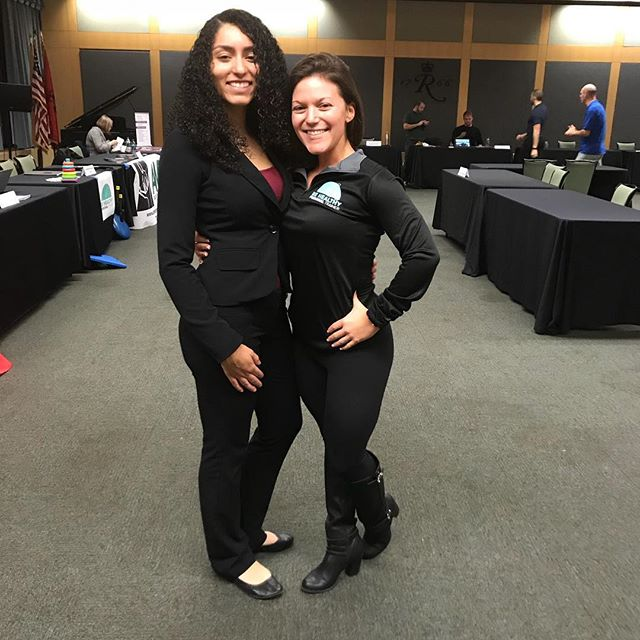Had a great time at Rutgers' kinesiology and health club career fair! It was an absolute pleasure joining the panel of entrepreneurs and health professionals. Let's change the world of healthcare together one body at a time 💪🏼 Special thanks @nandra24 ❤️ #behealthy #personaltraining #medicalfitness #rutgersalum #AMPphysicaltherapy