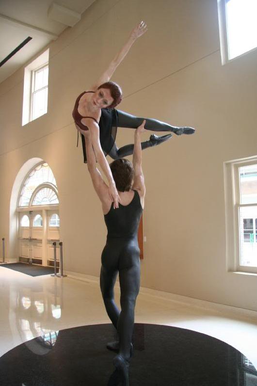 MARIA MOSINA & IGOR VASSINE, JOHN DEANDREA, 2006