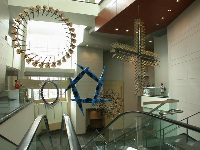Washington DC Convention Center_Five Easy Pieces_Donald Lipski_Public Art Services_J Grant Projects_1.JPG