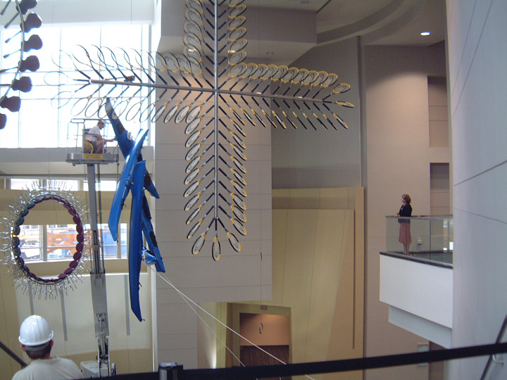Washington DC Convention Center_Five Easy Pieces_Donald Lipski_Public Art Services_J Grant Projects_3.jpg